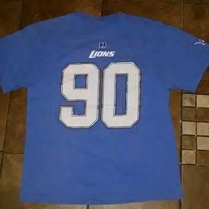 Men's NFL Lions Tee